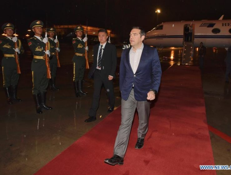 Greek PM one of few leaders to be granted high-level appointments in China 2
