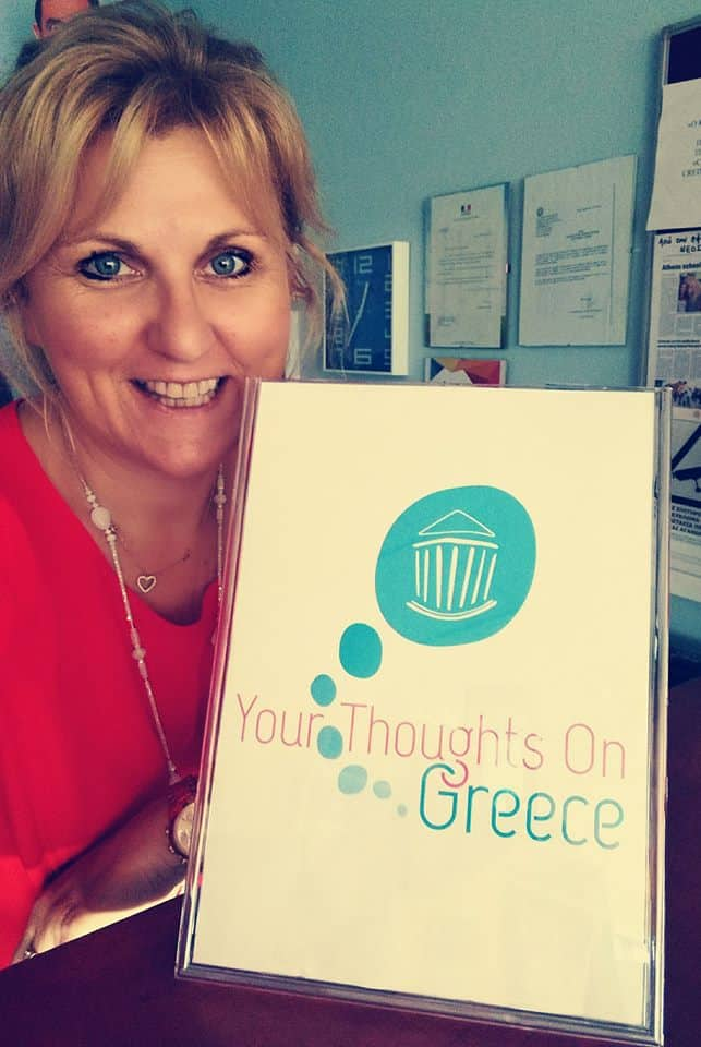 Athens teacher creates project to help students and promote tourism in Greece 9