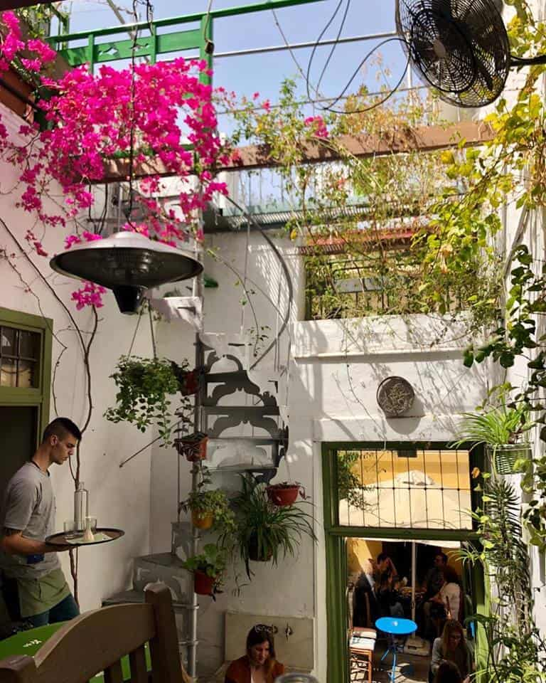 Athens' best cafe for people watching 11
