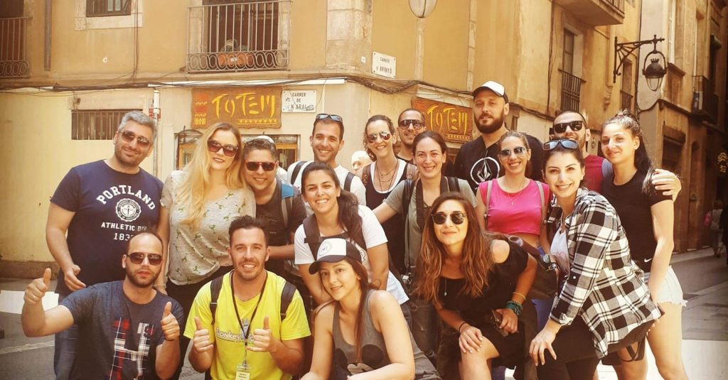 Greek tour guide in Barcelona aims to make Greek travelers' life easier 10