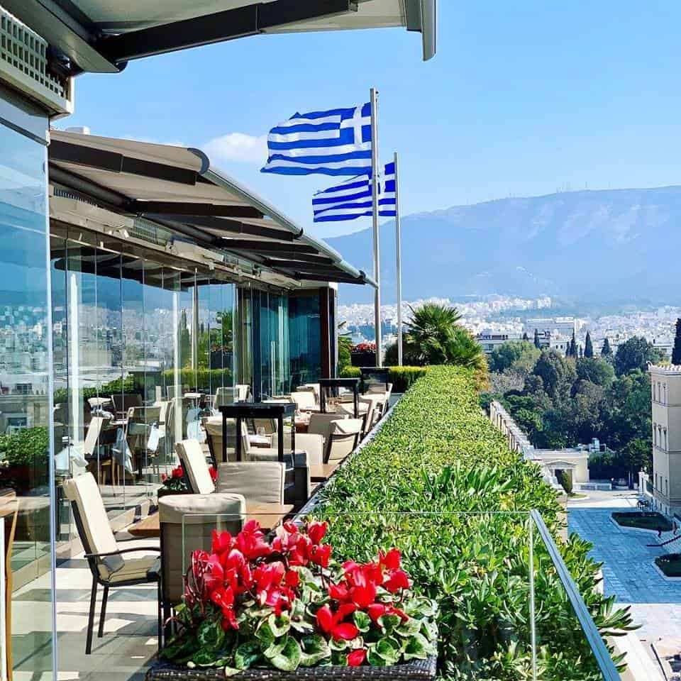 Easter Sunday Lunch at Athens' Top Hotels  10