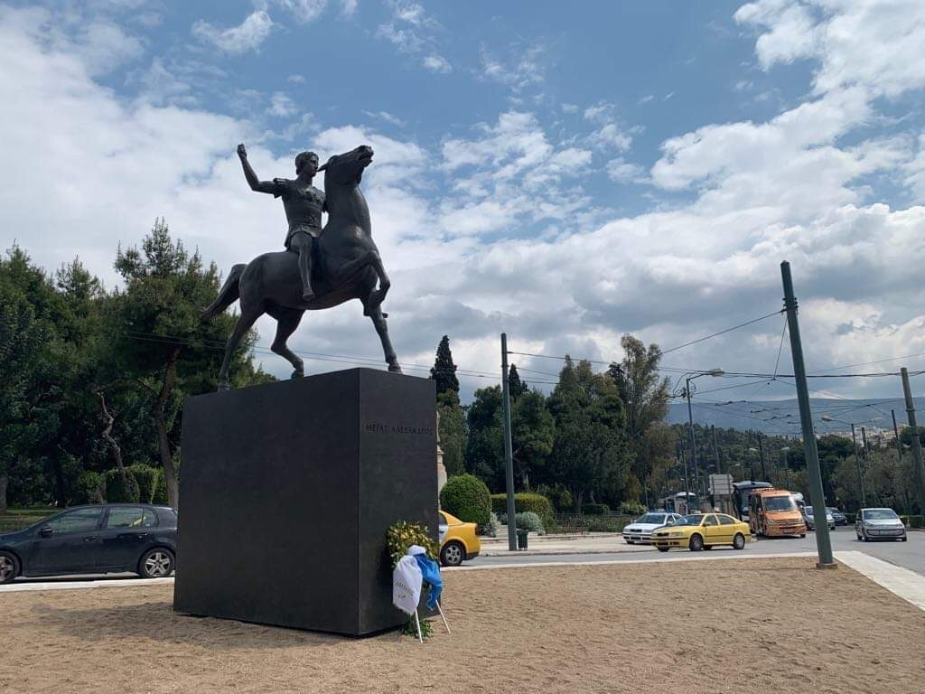 Athens Welcomes Alexander the Great 8