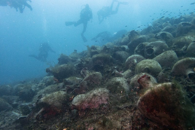 Greece to open its first Underwater Archaeological Museum in Alonissos 3