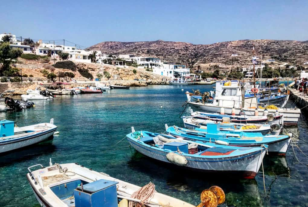 Donousa becomes first island of the Aegean to ban all disposable plastics 2