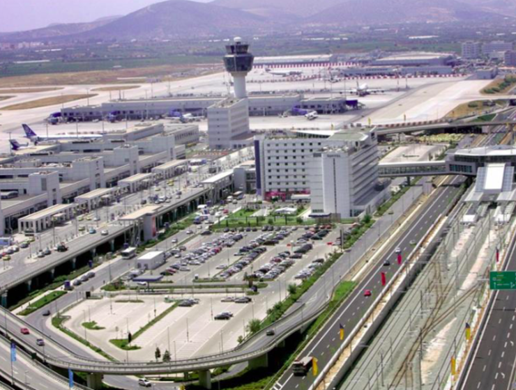 Athens International Airport named best in Europe 6