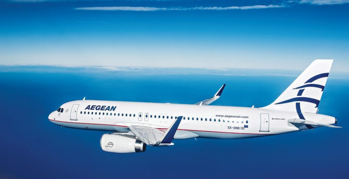 Aegean airlines have no plans to cancel flights to Italy 30