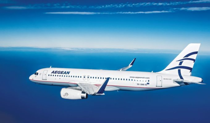 Aegean airlines have no plans to cancel flights to Italy 12