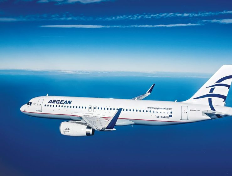 Aegean airlines have no plans to cancel flights to Italy 25