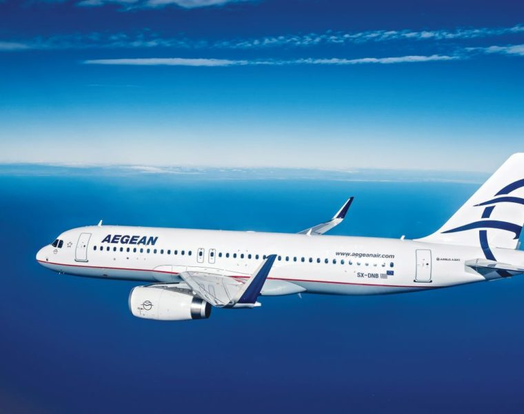 Aegean airlines have no plans to cancel flights to Italy 36