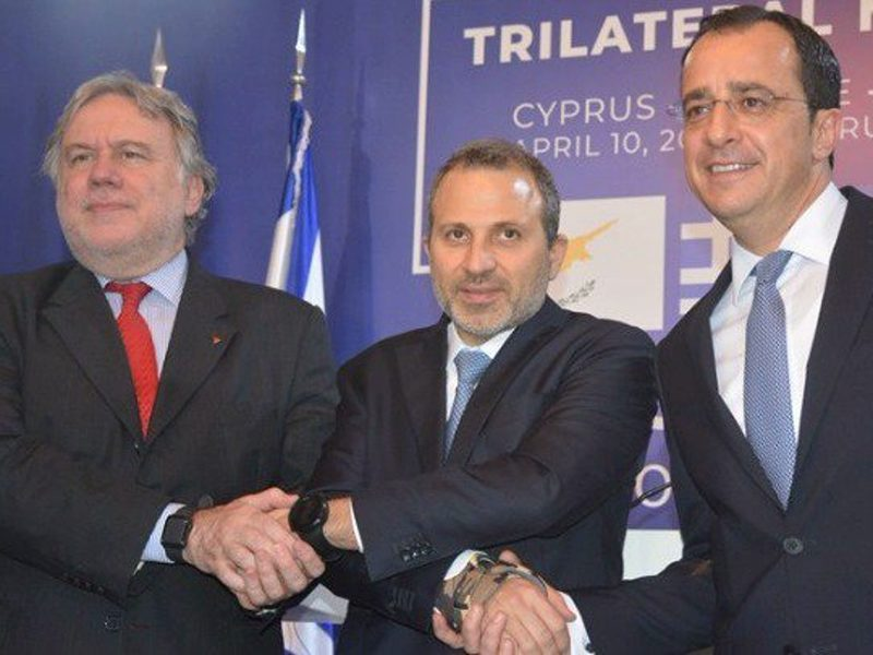 Greece, Cyprus and Lebanon sign agreement on sports and tourism 1