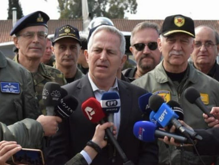 Our Armed Forces ready to defend Greece: Defence Minister 16