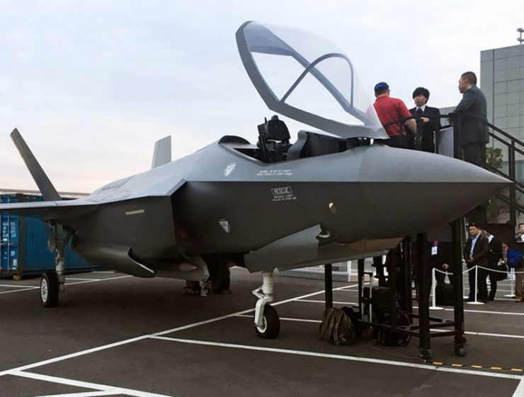 US suspends delivery of F-35 fighter jet parts to Turkey 14