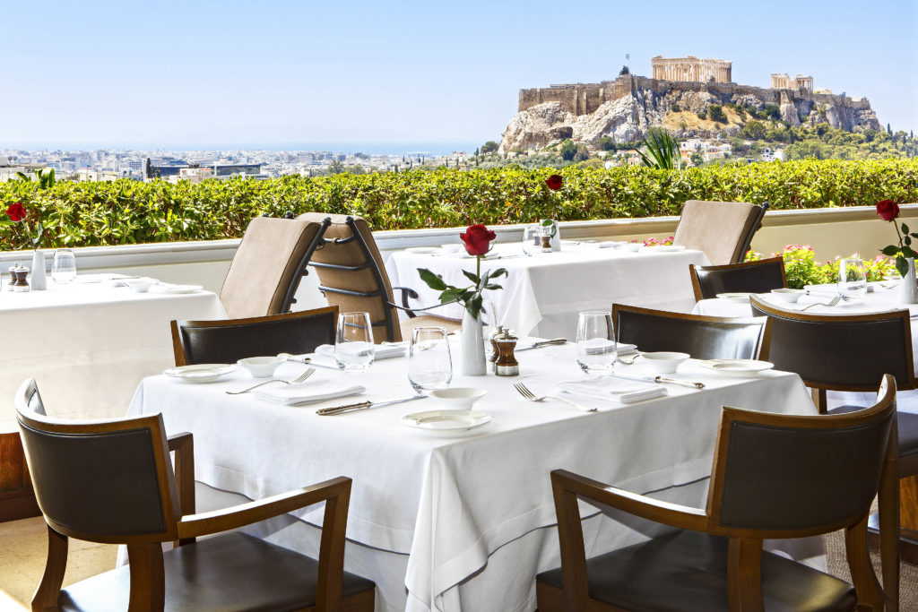 Easter Sunday Lunch at Athens' Top Hotels  9