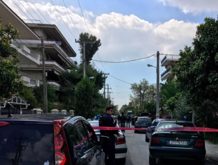 Father kills 4-year-old son and then shoots himself dead in Halandri, Athens 25