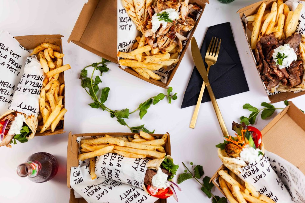 Melbourne's famous Stalactites becomes Australia's first accredited gluten-free Greek restaurant 6