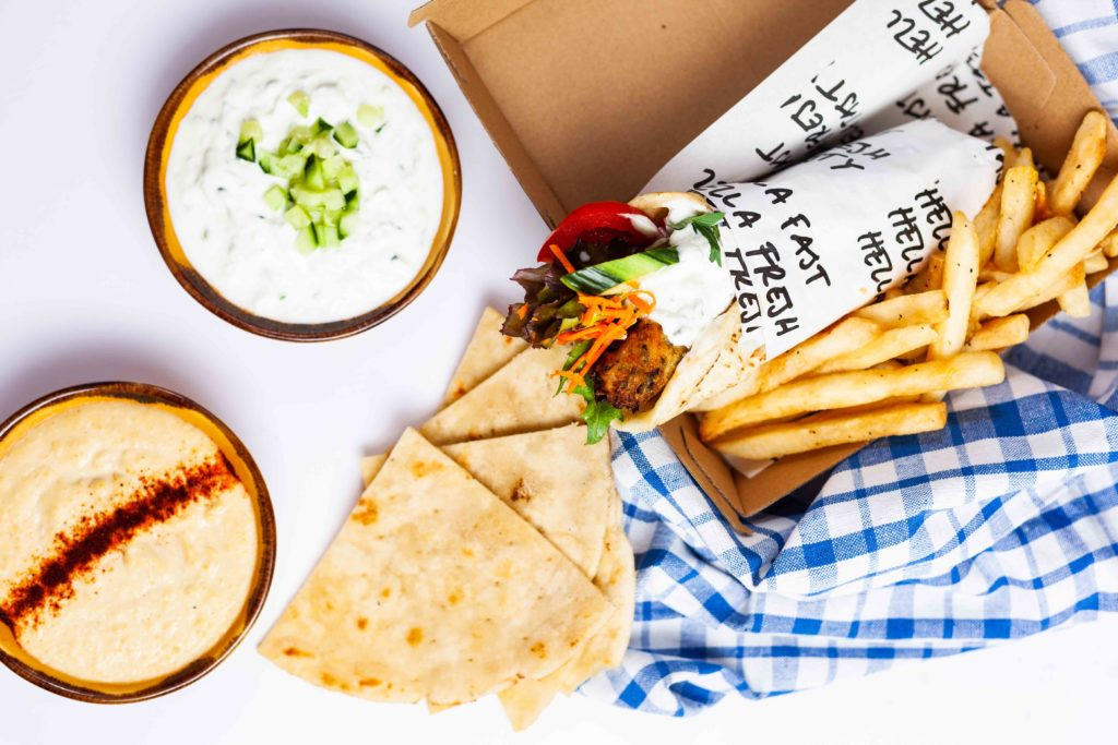 Melbourne's famous Stalactites becomes Australia's first accredited gluten-free Greek restaurant 5