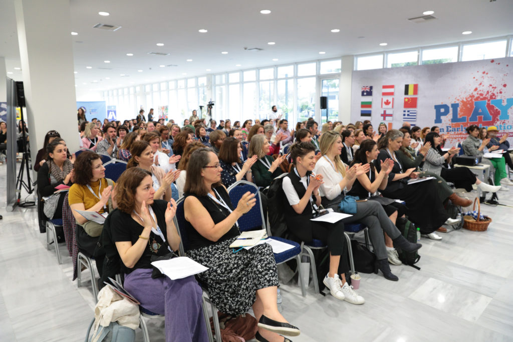 First International Education Conference on 'Child's Play' takes place in Athens  10