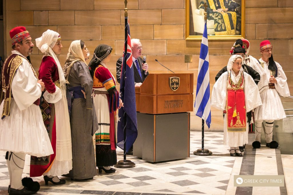 198thGreek Independence Day unites Sydney with a different tone for 2019 10