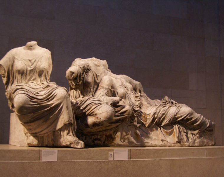 Greece's President calls for return of Parthenon Sculptures from 'murky prison' 13