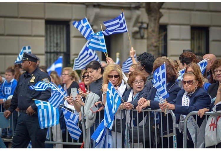 Manhattan turns Blue & White for Greek Independence Parade (PICS & VIDEO) 6