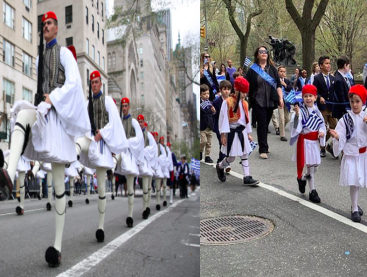 Manhattan turns Blue & White for Greek Independence Parade (PICS & VIDEO) 10