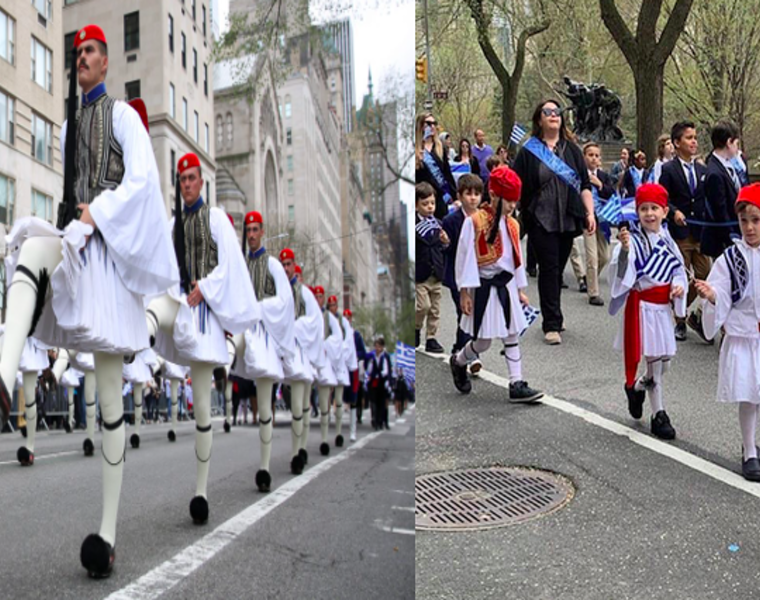 Manhattan turns Blue & White for Greek Independence Parade (PICS & VIDEO) 57