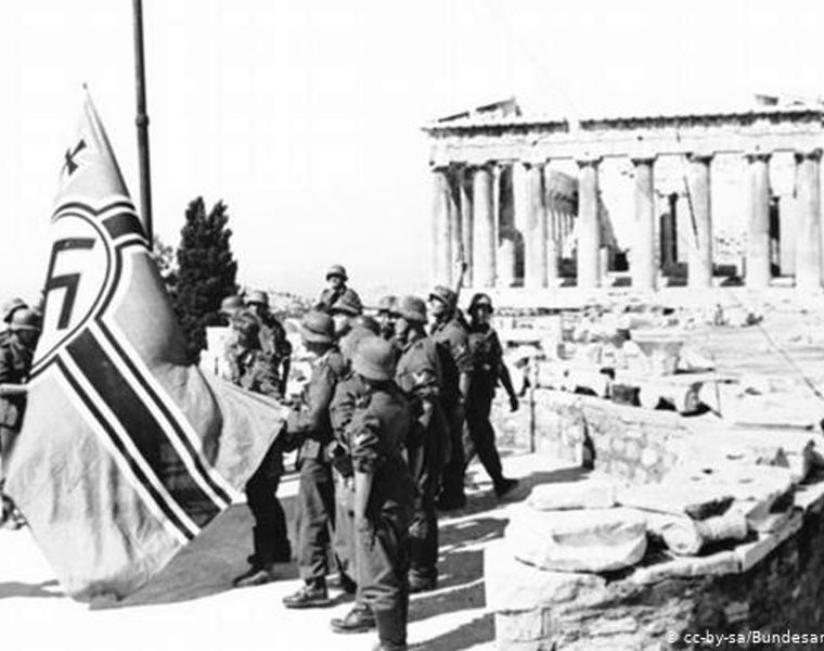 Greece to officially claim compensation from Germany over WWII 22