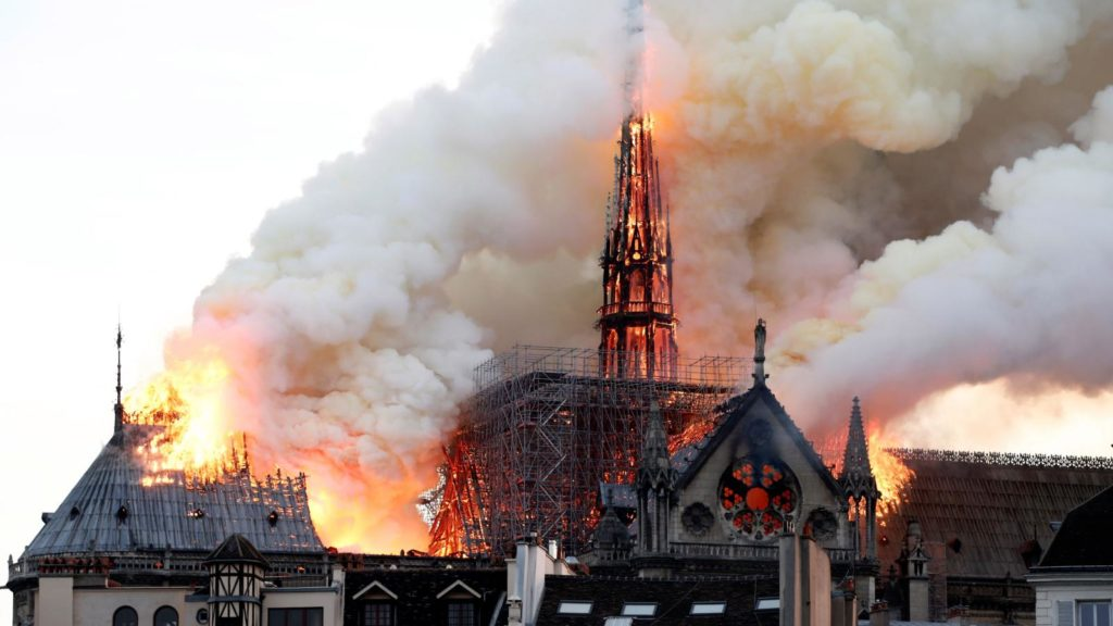 Greece will support Notre Dame restoration, says Culture Minister 2