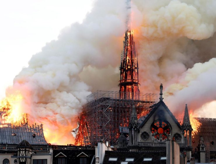 Greece will support Notre Dame restoration, says Culture Minister 3