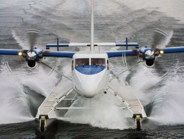 Patmos island takes off with seaplanes this summer 12