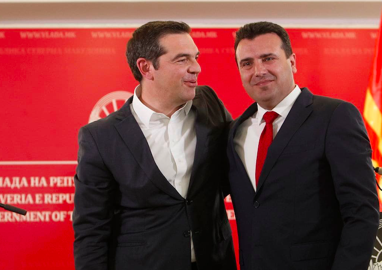 "Tsipras receives major backlash for calling Thessaloniki's airport ""Mikra"" instead of ""Makedonia""  15"