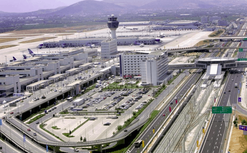 Athens International Airport named best in Europe 2