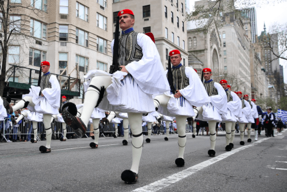 Manhattan turns Blue & White for Greek Independence Parade (PICS & VIDEO) 2