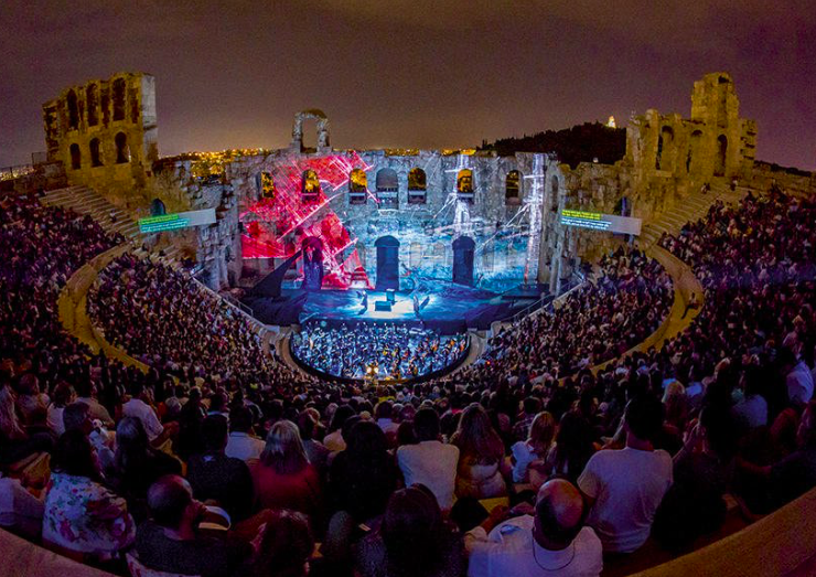 Athens and Epidaurus Festival tickets on sale this Tuesday 28