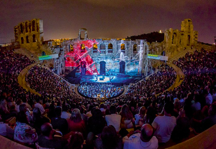 Athens and Epidaurus Festival tickets on sale this Tuesday 20