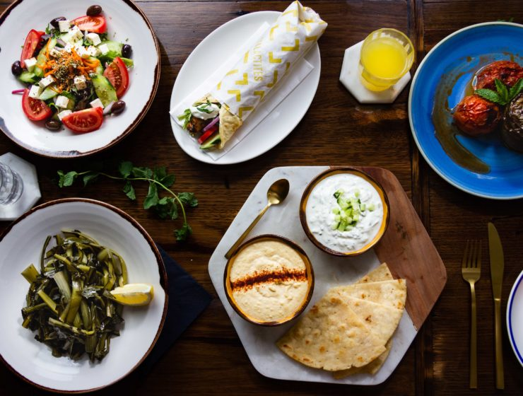 Melbourne's famous Stalactites becomes Australia's first accredited gluten-free Greek restaurant 19