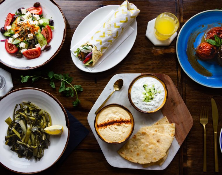 Melbourne's famous Stalactites becomes Australia's first accredited gluten-free Greek restaurant 55