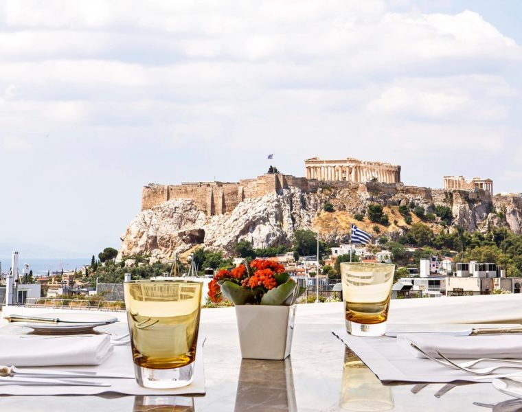 Easter Sunday Lunch at Athens' Top Hotels 14