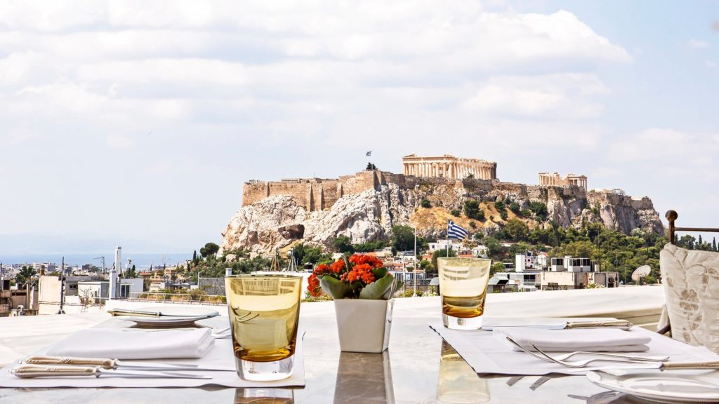 Easter Sunday Lunch at Athens' Top Hotels  11