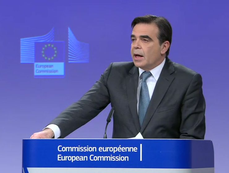 "Greek EU Commission spokesman wants to ""de-Brusselize"" Europe 3"
