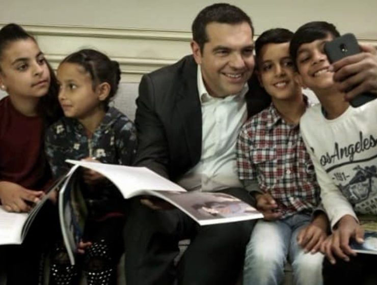 Greece's gypsies should not be viewed as second class citizens: Greek PM 12