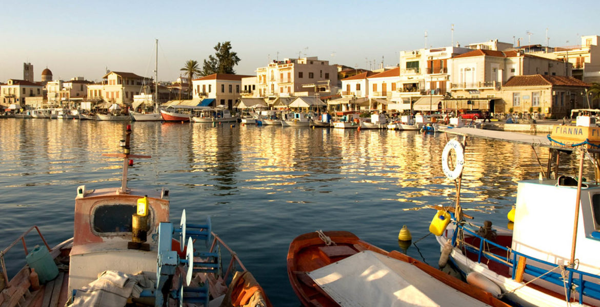 Aegina, Athenians all year round go-to destination 1