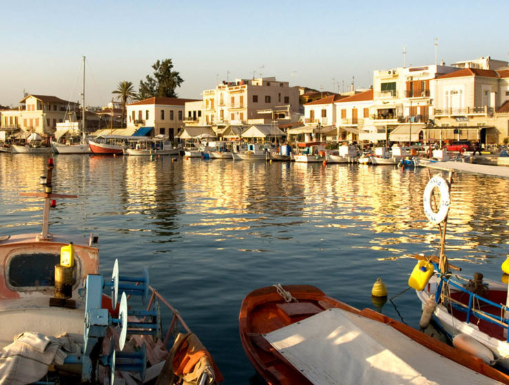 Aegina, Athenians all year round go-to destination 86