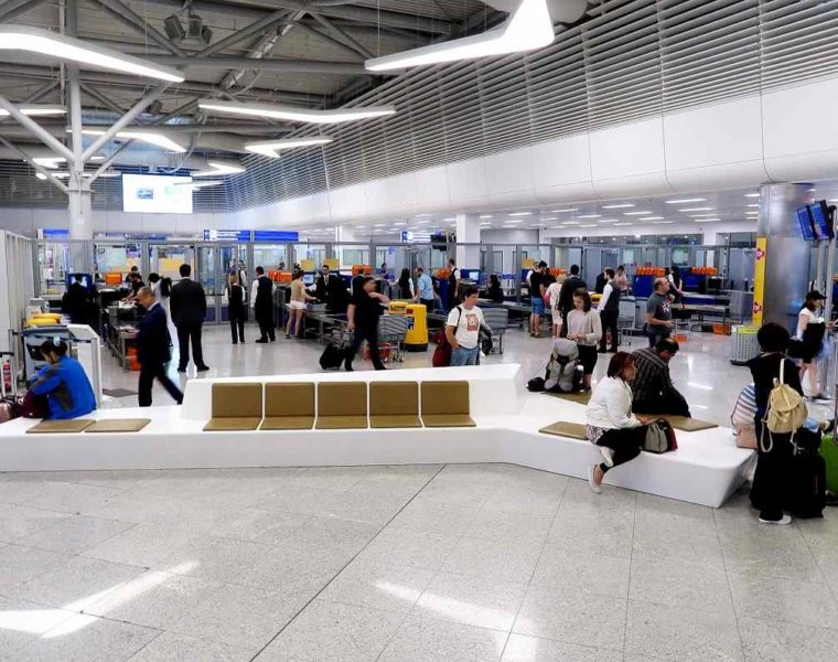 New security measures may cause delays at airports across Greece 8