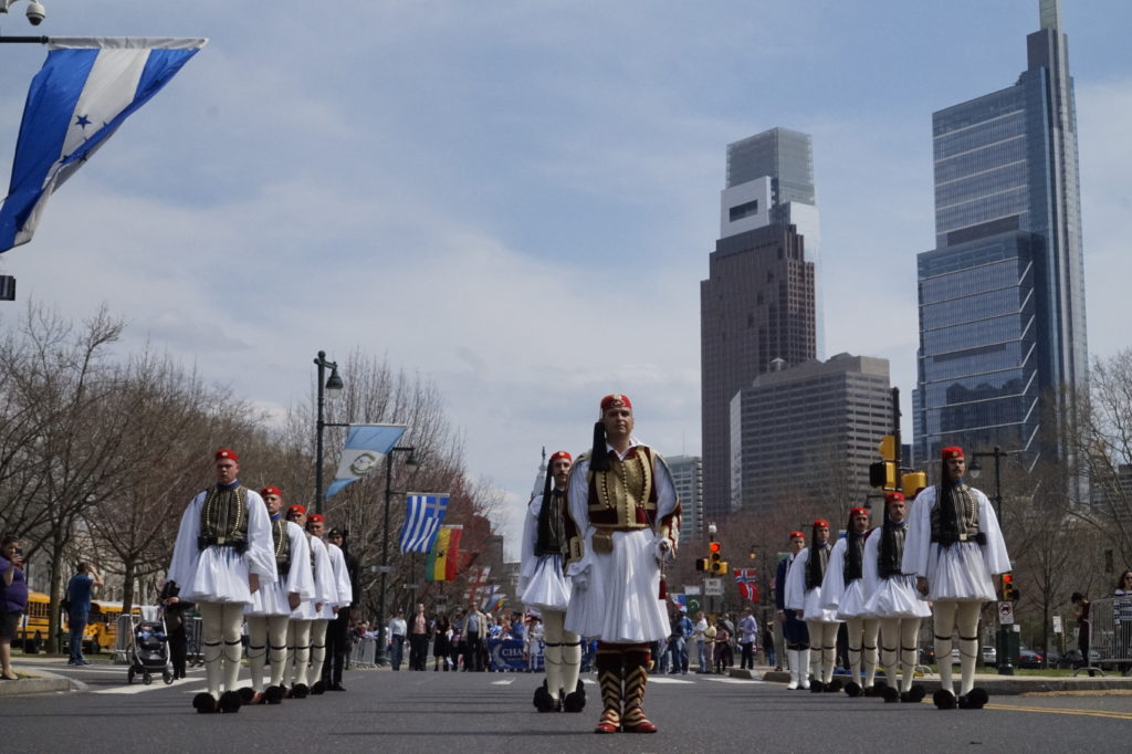 Greek Independence Day Parade in Philadelphia 13