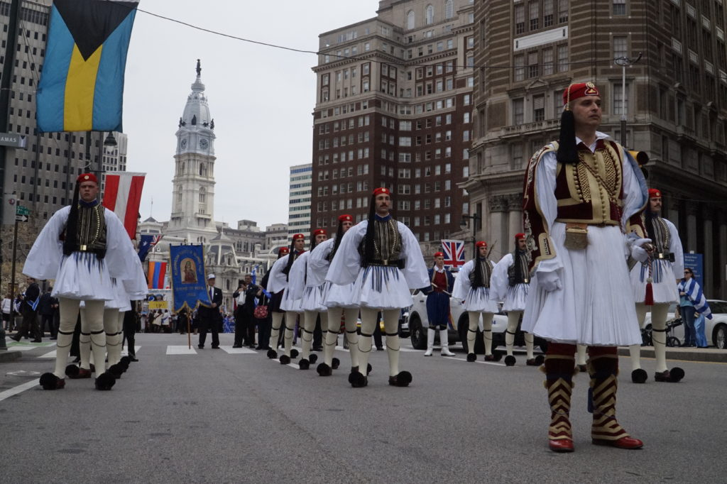 Greek Independence Day Parade in Philadelphia 9