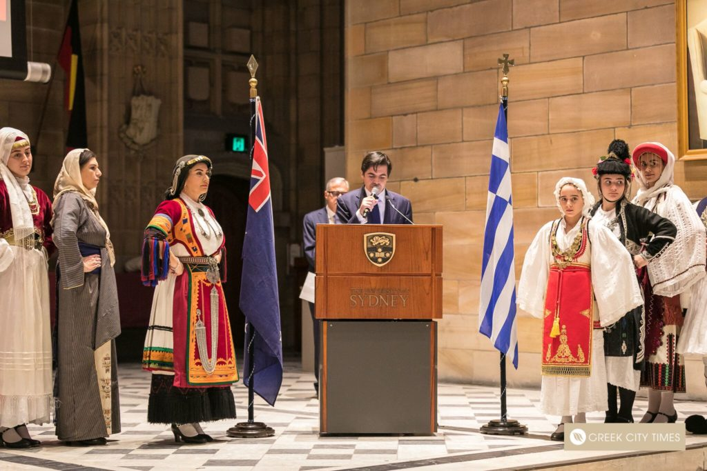 198thGreek Independence Day unites Sydney with a different tone for 2019 2
