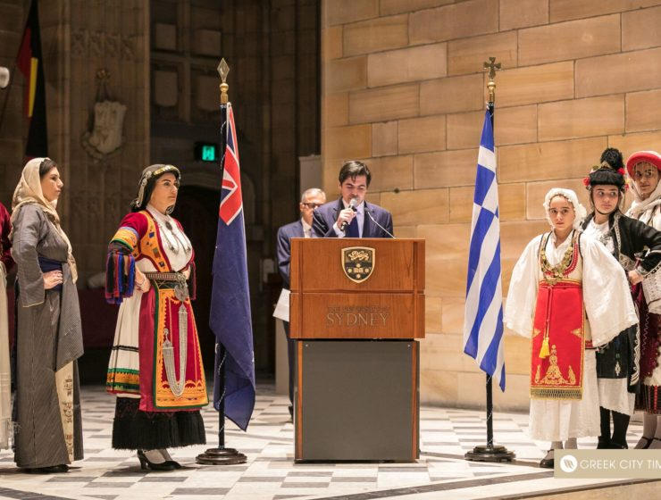 198th Greek Independence Day unites Sydney with a different tone for 2019  10