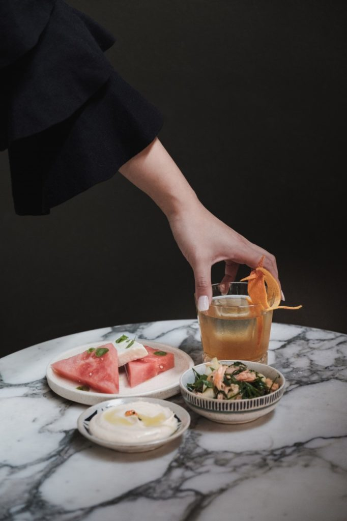 Stylish new bar brings an element of Athens to Sydney 9