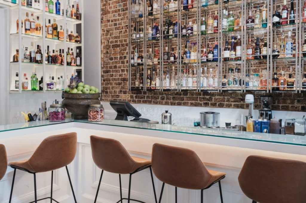 Stylish new bar brings an element of Athens to Sydney 7